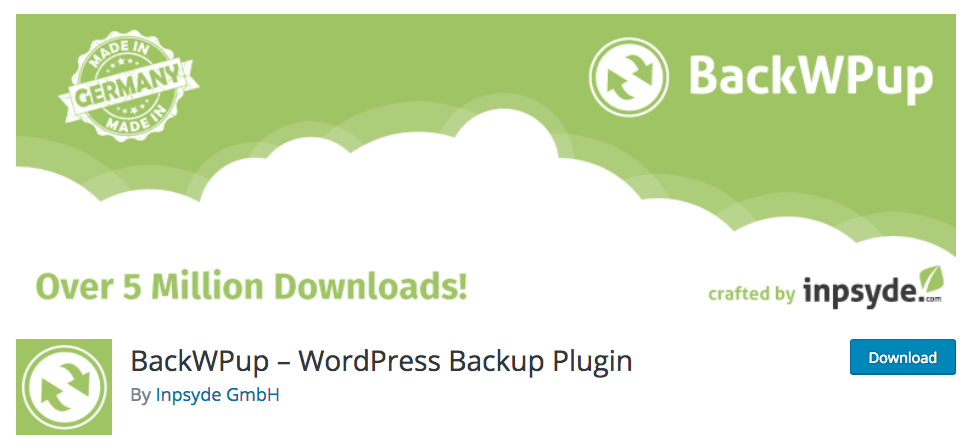 Plugins for web maintenance